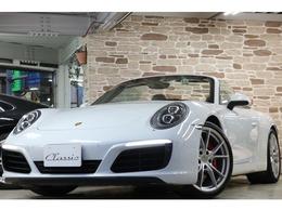ポルシェ 911カブリオレ カレラS PDK ワンオーナーディーラー車 禁煙車 右H