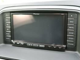 【純正SDナビ】この時代必需品のナビゲーションもちろん付いてます♪TV視聴にDVD再生・ブルートゥース接続での音楽再生も可能です。