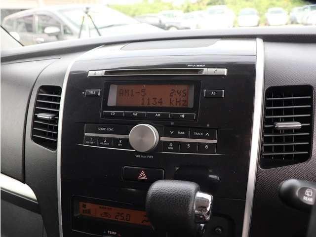 【純正オーディオ付き】・・・当店ではオーディオ関係も細かくチェックします♪☆お客様に楽しいドライブを提供します! お問い合わせは 0066-9711-734563 までお気軽にお電話下さい!