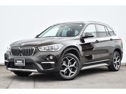 BMW X1 xドライブ 18d xライン 4WD DアシストオートトランクリヤカメラリヤPDC