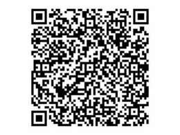 内装動画のQRコードです、コードを読み取って内装の雰囲気を確認してください。