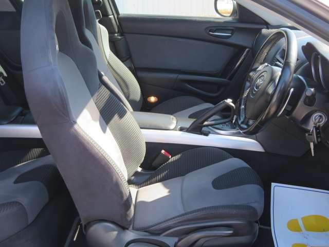 ☆内装クリーニング済みでシートも綺麗に保たれています。
