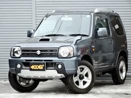 スズキ ジムニー 660 ワイルドウインド 4WD オートマ 切替4WD ルーフレール