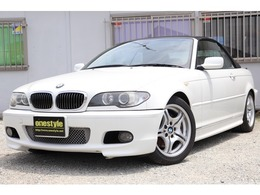 BMW 3シリーズカブリオレ 330Ci Mスポーツパッケージ キーレス ブラックレザー パワーシート