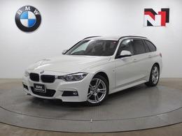 BMW 3シリーズツーリング 320i Mスポーツ 18AW ACC パドル LED 衝突軽減 車線逸脱