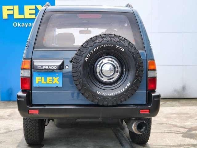 勿論、背面タイヤまでタイヤホイールは揃えております♪