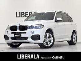 BMW X5 xドライブ 35d Mスポーツ 4WD iDrive 360カメラ SR ACC 黒革 全席ヒ-タ-