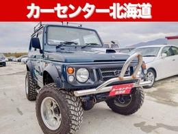 スズキ ジムニー 660 XS 4WD 1年保証 MT 下廻防錆 寒冷地仕様
