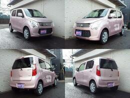 大人気 25年式 ピンクのワゴンR FX 入庫しました!