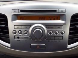 純正CDステレオ付き!最新のカーナビやオーディオの取付けも承ります!
