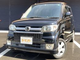 ホンダ ゼスト 660 スポーツW 4WD キーレス ナビ付 純正アルミホイール