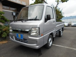 スバル サンバートラック 660 TC 三方開 4WD A/Tエアコンパワステ4WD