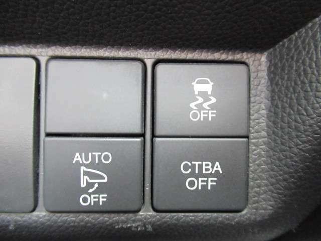 安心、安全な装備も充実!