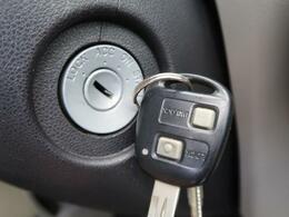 ★【エンジンイモビライザーシステム】車両盗難防止のため、IDコードが登録された正規のキー以外ではエンジンが始動しないようになります!