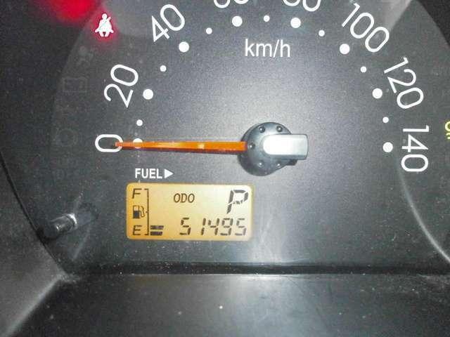 距離は52000キロ。走行少な目です。
