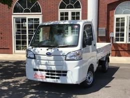 スバル サンバートラック JA仕様 4WD AT 届出済未使用車