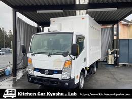 日産 アトラス 3.0ディーゼル スーパーローDX 移動ア販売車キッチンカー