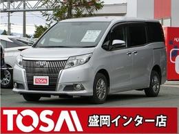 トヨタ エスクァイア 2.0 Gi 4WD ブラック&バーガンディ革シート 両Pスラ