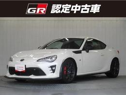 トヨタ 86 2.0 GR GR認定中古車・県内販売限定