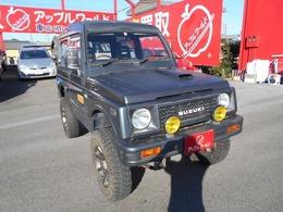 スズキ ジムニー 660 パノラミックルーフ EC 4WD リフトアップ 社外16インチAW 5MT