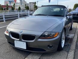 BMW Z4 ロードスター2.2i /キーレス/HID/純正18AW/ETC