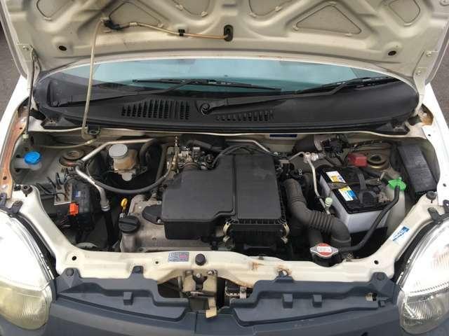 ご納車まえに内外装のクリーニングを実施します。気になる汚れ等がありましたらご納車までに対応させていただきます。