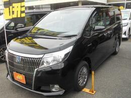 トヨタ エスクァイア 1.8 ハイブリッド Gi 革 両側電動 置クダケ充電シートヒーター