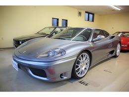 フェラーリ 360モデナ 3.6 D車 6F