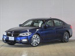 BMW 5シリーズ 523d Mスポーツ ディーゼルターボ ワンオーナー 純正ナビACC  LEDライト