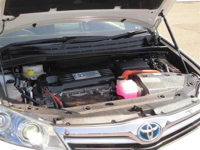 【トヨタの高品質クルマ洗浄 ◎まるまるクリン◎ 仕上げ済み♪】エンジンルームからシートまで、まるごとクリーニングでぴっかぴか☆嫌な臭いや汚れもお掃除してあります!ただの中古車とは一味違いますよ♪