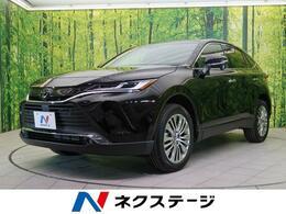 トヨタ ハリアー 2.0 Z 登録済未使用車 ディスプレイオーディオ