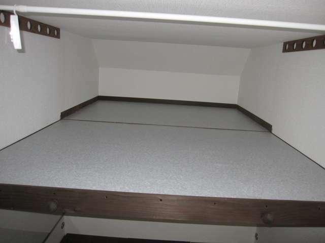 2階ベットスペース(オプション)