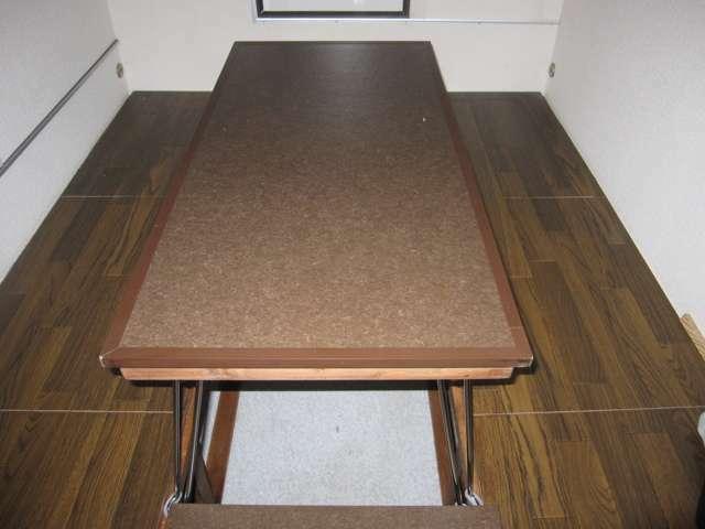 テーブル(オプション)