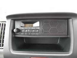 純正ラジオオーディオ☆ナビもお取付可能でございますのでお気軽にご相談くださいませ♪