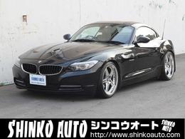 BMW Z4 sドライブ 23i ハイラインパッケージ 19AWマフラー本革ローダウン 1年保証