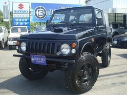 スズキ ジムニー 660 幌 CC 4WD 3インチリフトアップ
