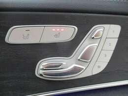 【オススメ】メモリー付きパワーシートが装備されております。シートの位置・ドアミラーの角度・ハンドルの位置を3名まで記憶出来ます。