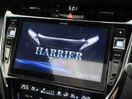 アルパイン10型BIG-Xメモリーナビを装備!【DVDや地デジフルセグTVの視聴、CDからの音楽録音、ミュージックプレイヤー、Bluetooth等の機能が備わっております♪】