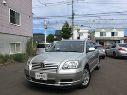トヨタ アベンシスワゴン 2.0 Xi 4WD 56000Km 夏冬タイヤAW エンスタ