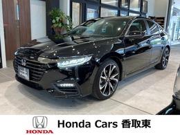 ホンダ インサイト 1.5 EX ブラックスタイル 自社試乗車 専用8インチナビ 運転支援付