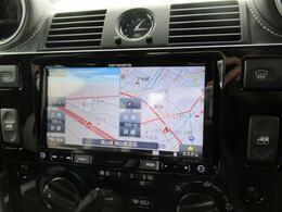 フルセグナビ DVD再生 Bluetooth対応など様々な機能が付いております。