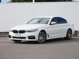BMW 5シリーズ 523d Mスポーツ ディーゼルターボ 正規認定中古車 ACC バックカメラ