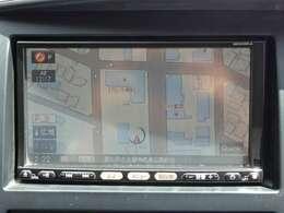 日産純正HDDナビです。DVD再生、CD録音、ラジオなど多機能なナビです!