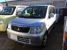 三菱 eKワゴン 660 M ナビ付 CD キーレス ベンチシート