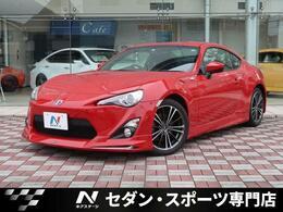 トヨタ 86 2.0 GT モデリスタエアロ TRDマフラー純正ナビ