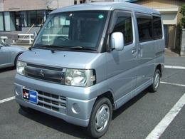 三菱 タウンボックス 660 LX ハイルーフ エアコン/スライドドア