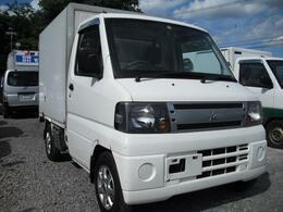 三菱 ミニキャブトラック 冷凍冷蔵車 -5℃仕様 4WD エアコン パワステ