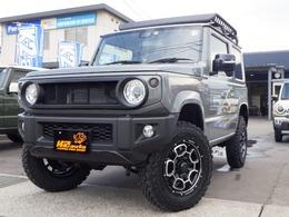 スズキ ジムニー 660 XC 4WD タニグチ/ソルブ2インチアップ