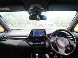 H30年式C-HR G LEDエディション入庫しました!!今回は【9型BIG-X】【シートヒーター】【コーナーセンサー】のついたオススメの1台となっております☆