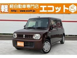 スズキ アルトラパン 660 G カーナビ ETC スマートキー ABS AT車